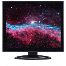 "ESONIC ES1701 17"" Square LED Monitor"