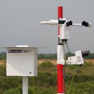 Autometic weather station