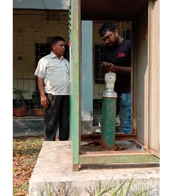 Automatic Ground Water Level Recorder