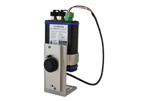 LevelSense shaft encoder