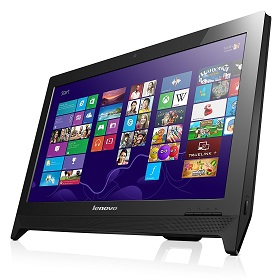 Lenovo C260 Quad Core All in One PC