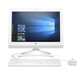 HP AIO 22-C0050D Core i5 8th Gen 21.5 inch Full HD All in One PC
