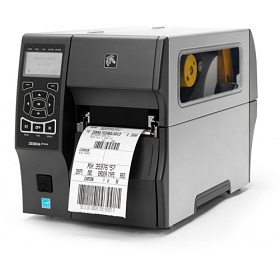 Zebra ZT410 Monochrome Thermal Transfer Label Printer