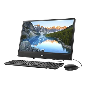 "Dell Inspiron 22 3280 Core i5 21.5"" Full HD All In One PC with NVIDIA GeForce MX110 Graphics (Black & White)"