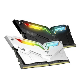 TEAM NIGHT HAWK UD 16GB 3200MHz RGB DDR4 Desktop RAM