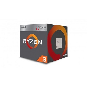 AMD Ryzen 3 3200G Processor with Radeon RX Vega 8 Graphics (Limited stock)