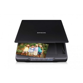 Epson Perfection V39 Flatbed RGB Color Image A4 Scanner