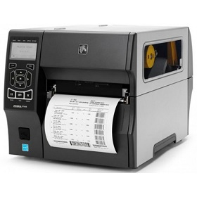 Zebra ZT420 Industrial Label Printer